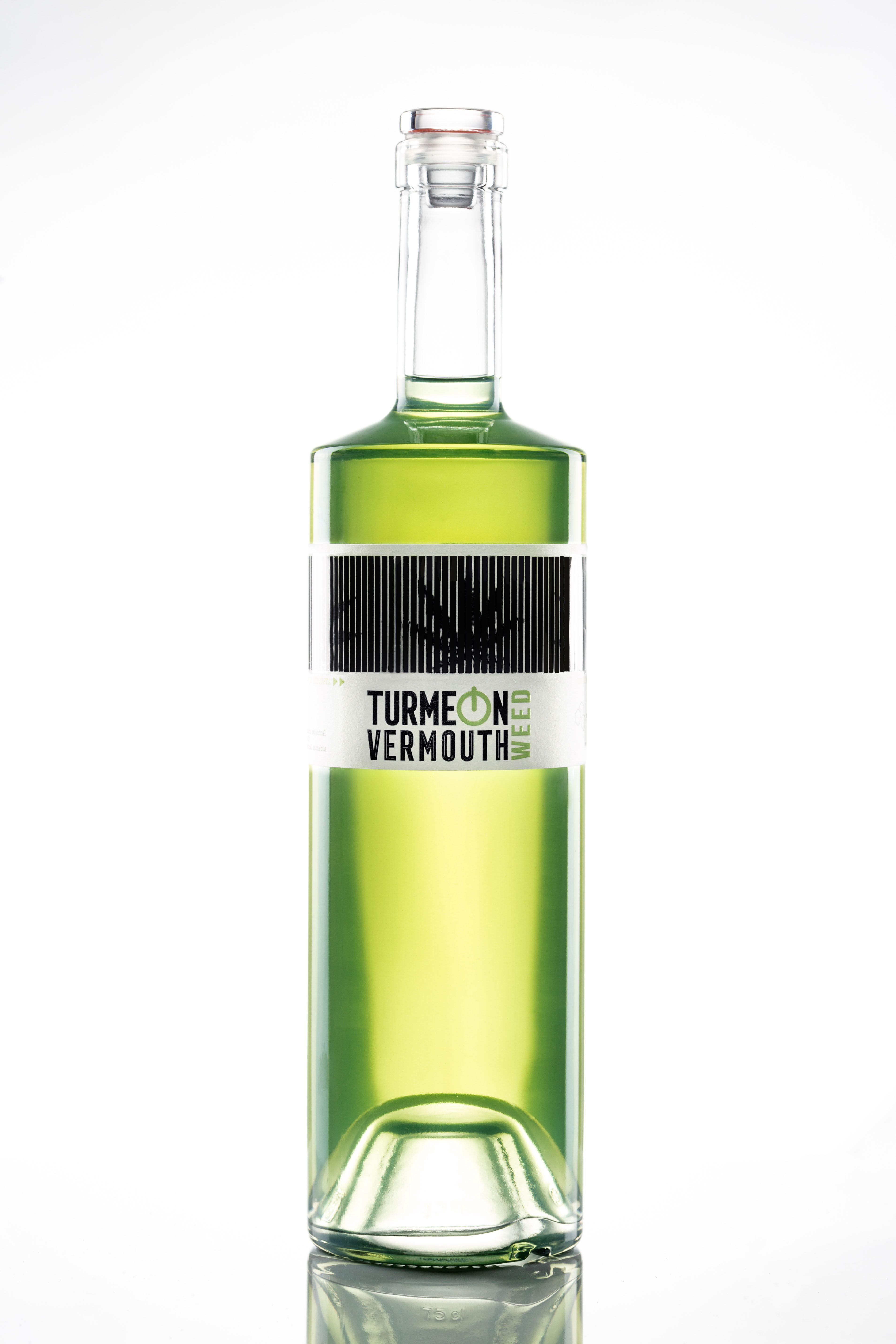 Turmeon Weed: el primer vermut de cannabis del mundo