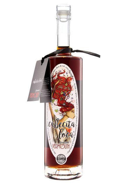 Cabecita Loca es el mejor vermut de los International Wine Challenge 2019
