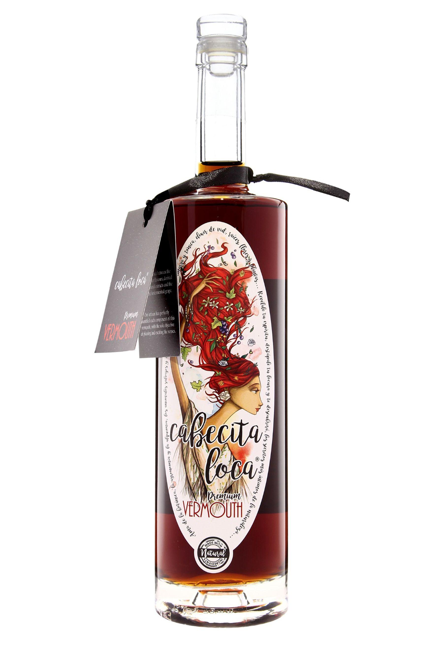 Cabecita Loca, el vermut rojo español mejor valorado en los International Wine and Spirit Competition