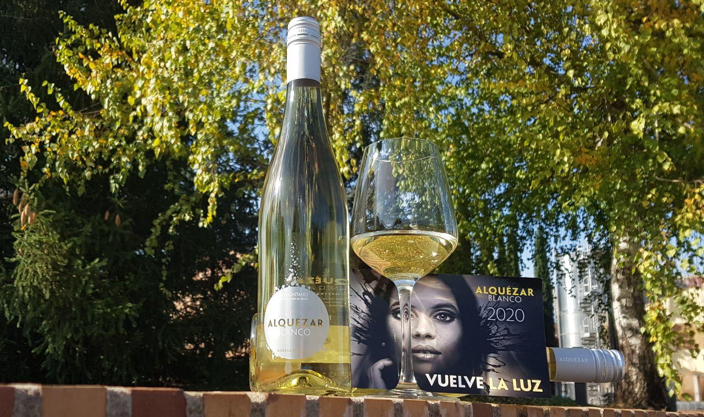 Alquézar Blanco, el primer vino de la cosecha 2020 de Pirineos