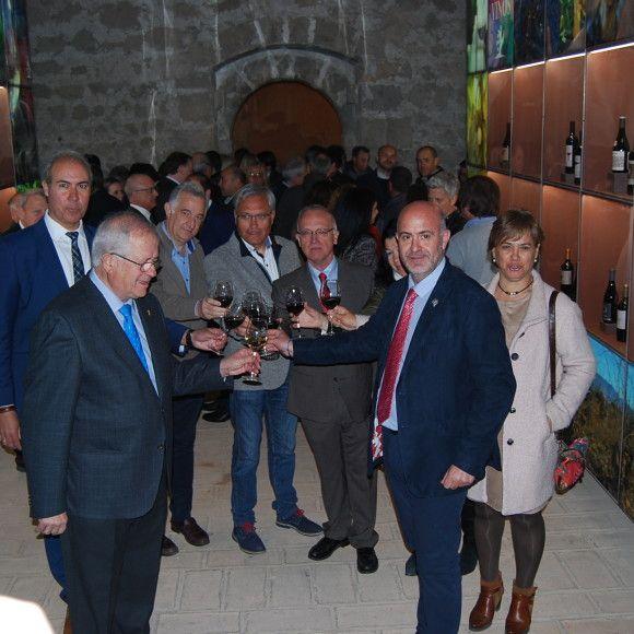 brindis inauguracion museo1