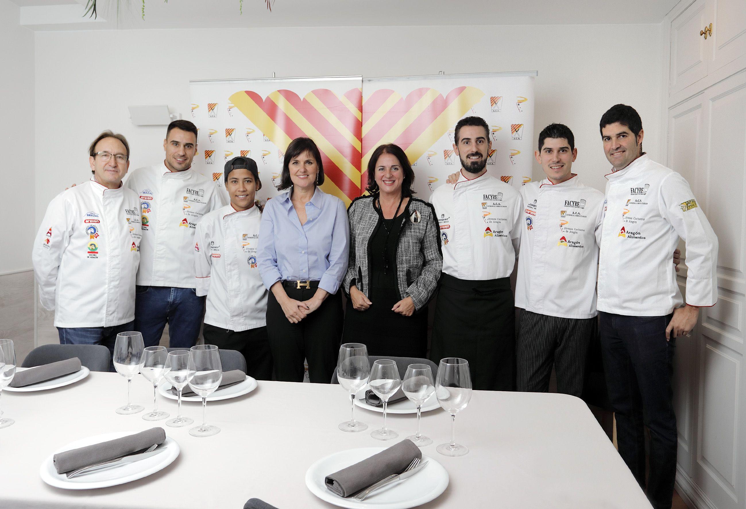 Los hermanos Carcas, a por el Certamen Nacional de Gastronomía