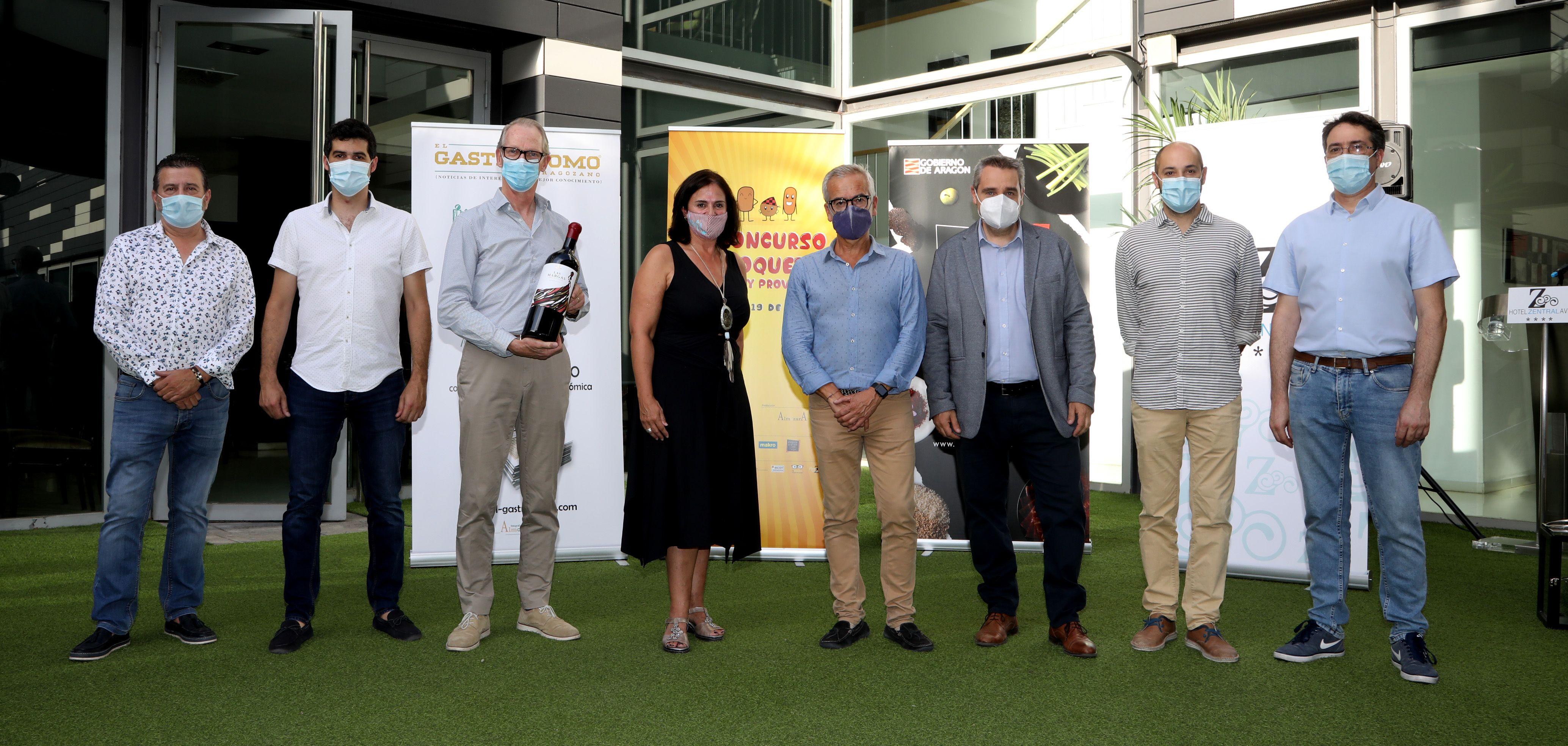 Arranca el II Concurso de Croquetas de Zaragoza y provincia