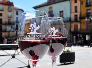 Copas de vino Calatayud