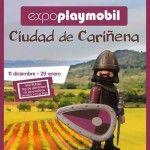 expoplaymobil solidaria Cariñena