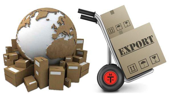exportación de vino y alimentación