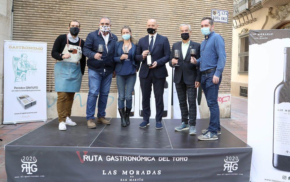 Medio centenar de establecimientos participan, durante todo el mes de octubre, en la V Ruta Gastronómica del Toro