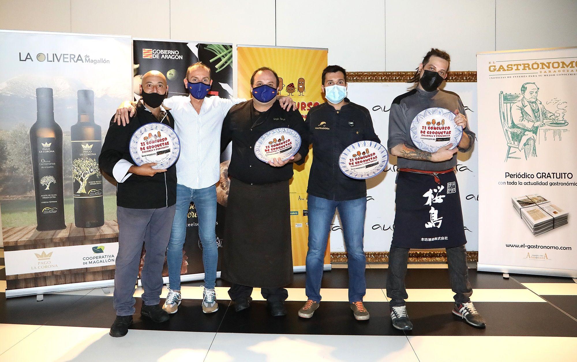 Bar El Truco elabora la mejor croqueta de Zaragoza y provincia