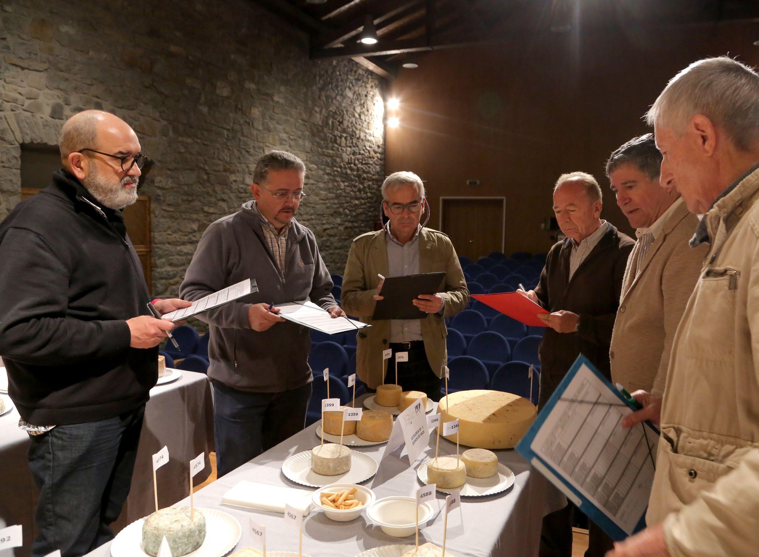 Tanet Más del Tano, el mejor queso de Aragón