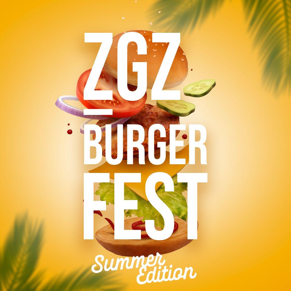 Hoy comienza la segunda edición del Zaragoza Burger Fest
