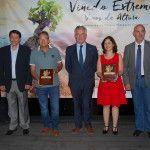 Premiados en el I certamen Viñedo Extremo DOP Calatayud