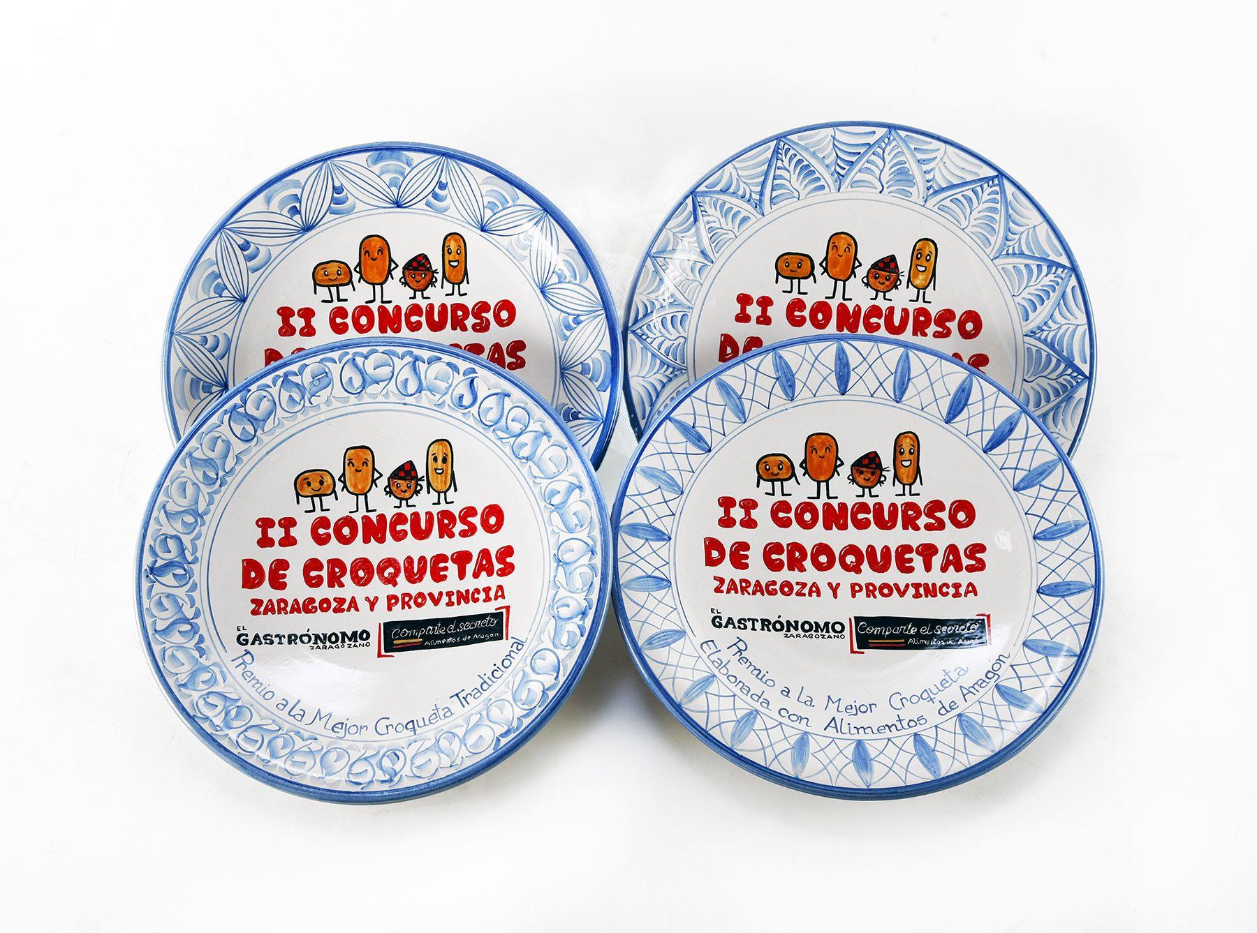 La gran final del II Concurso de Croquetas de Zaragoza y provincia será el próximo lunes, 7 de septiembre