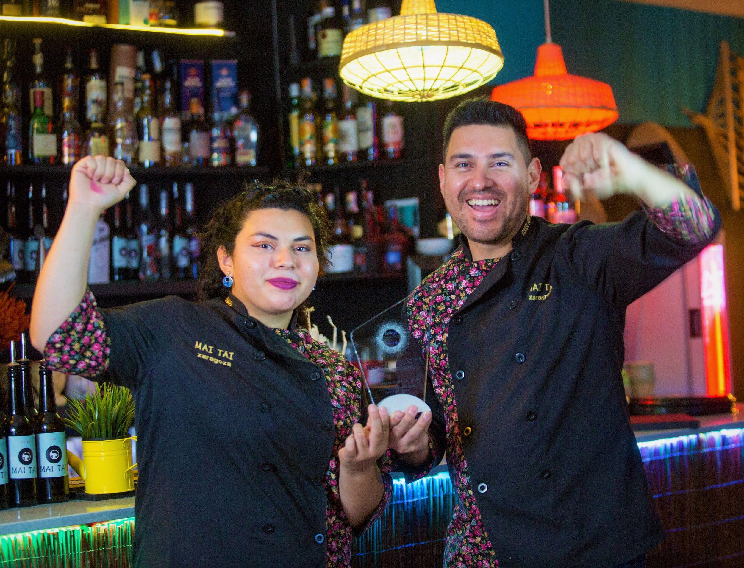 El zaragozano Mai Tai Exótico, mejor cóctel bar y restaurante por la revista Lux Life