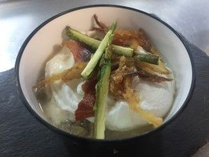 sopa aragonesa