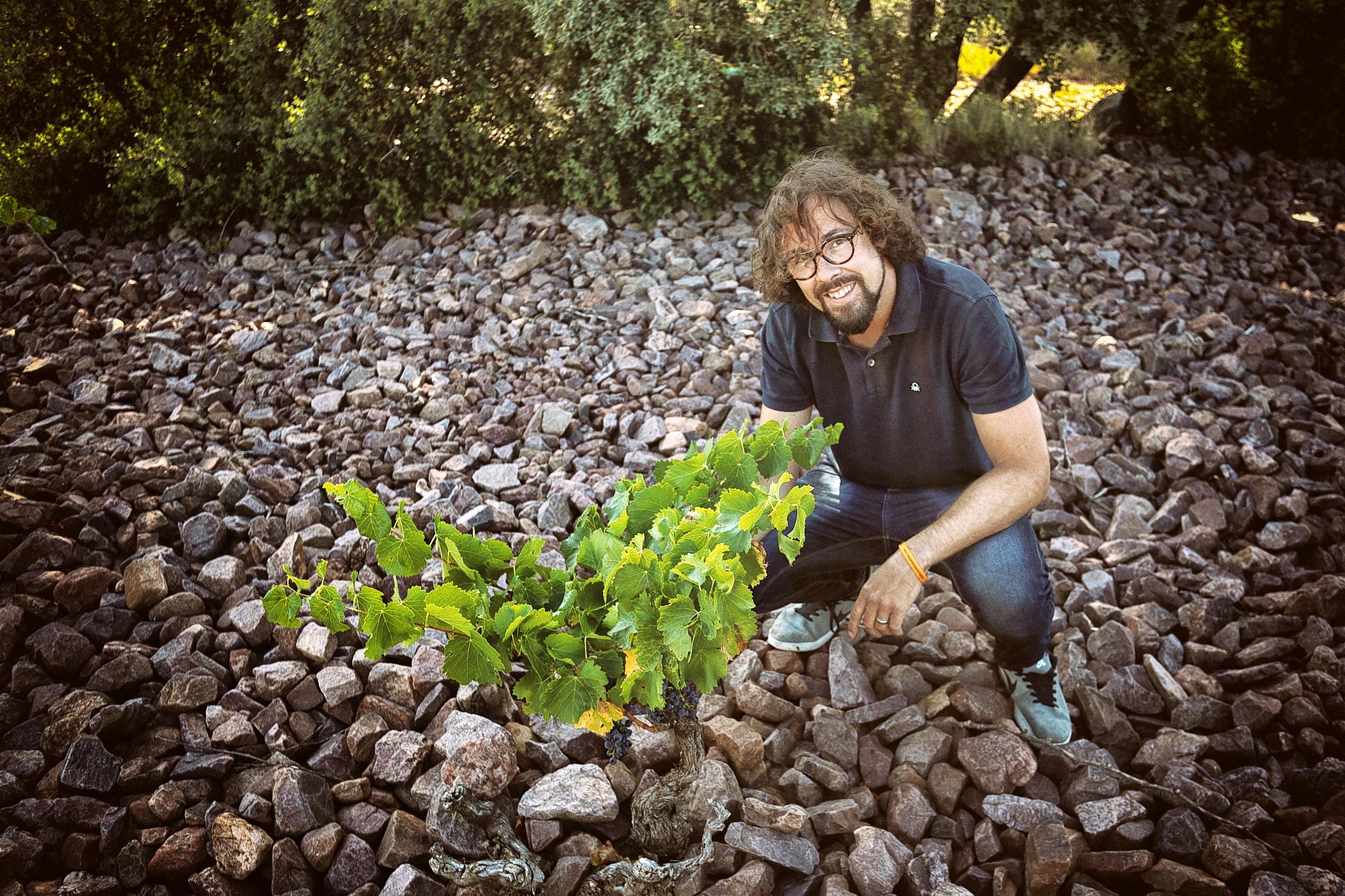 El aragonés Fernando Mora,  nuevo 'Master of Wine'