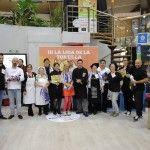 Finalistas de la III edición de la Liga de la Tortilla