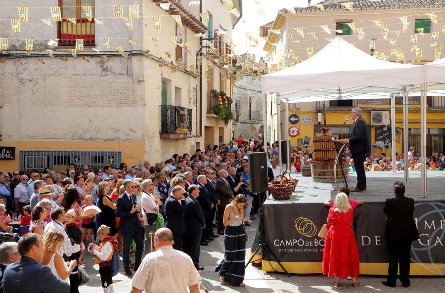 La DOP Campo de Borja celebra la XXX edición de su Fiesta de la Vendimia