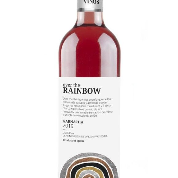Over the Rainbow Grandes Vinos