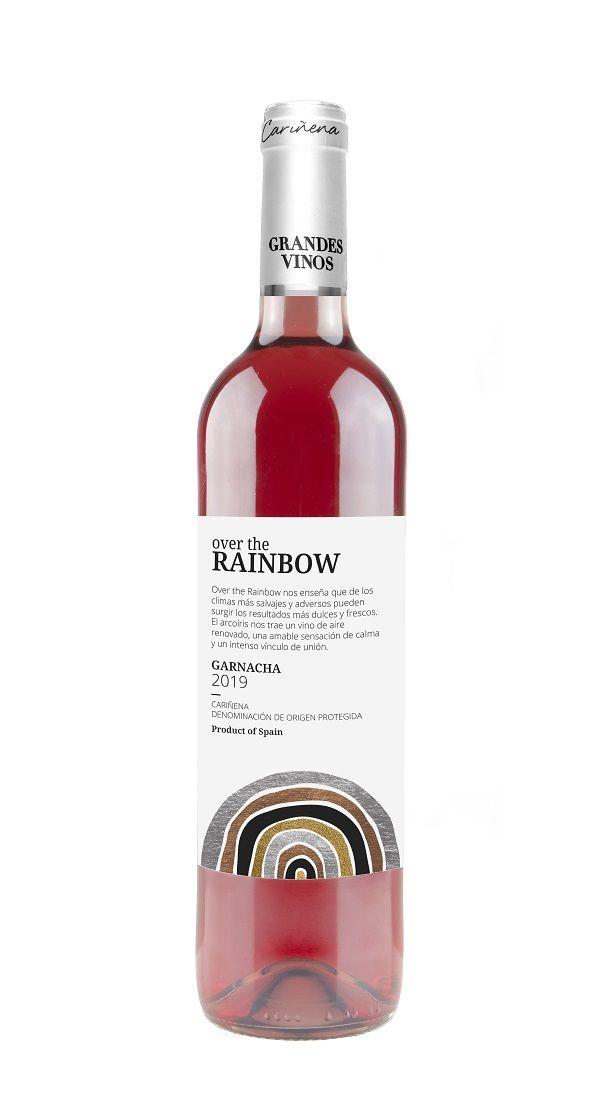 Grandes Vinos lanza Over the Rainbow, el vino solidario contra el COVID-19
