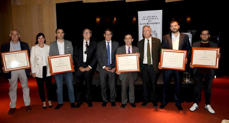 La Academia Aragonesa de Gastronomía entrega sus premios anuales